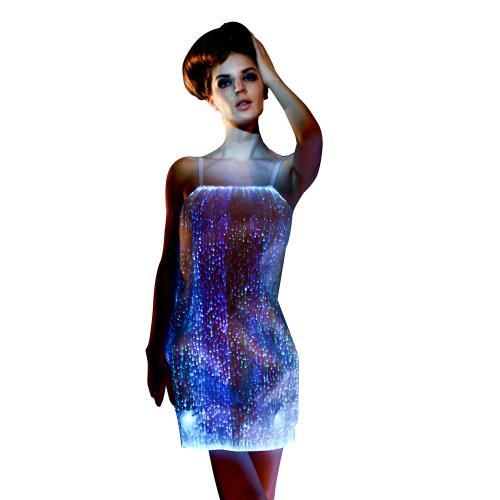 YQ-39 luminous prom dress