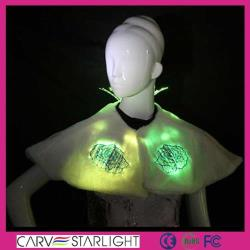 YQ-74 Fashion led shawl