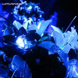 YQ-70 luminous led light wedding flowers