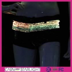 YQ-25 luminous sexy short shorts