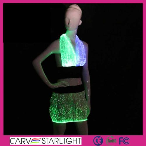 YQ-01-14 luminous LED club  wear