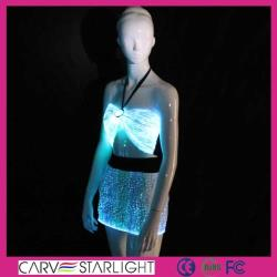 YQ-02-14 light up led lights tutu skirt