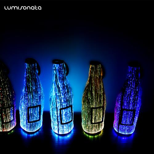 YQ-46 Luminous Champagne packaging
