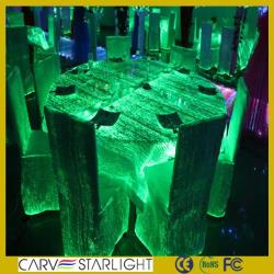 YQ-17 luminous party table cloth