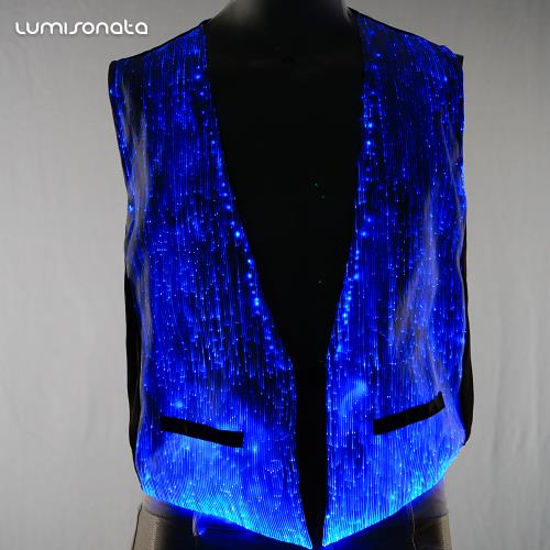 YQ-30 Led light up t-shirt for stage