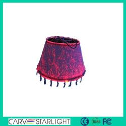 light up lamp shade cover