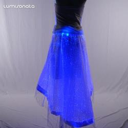 Fashion led light up skirt