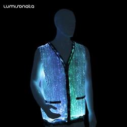 Led Luminous waistcoat for Russia 2018 world cup