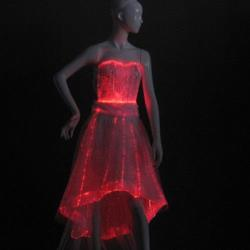 luminous music festival sexy evening dress