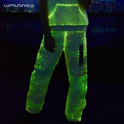 YQ-69 light up led men pants for party