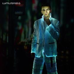 men Evening Costume with Luminous light