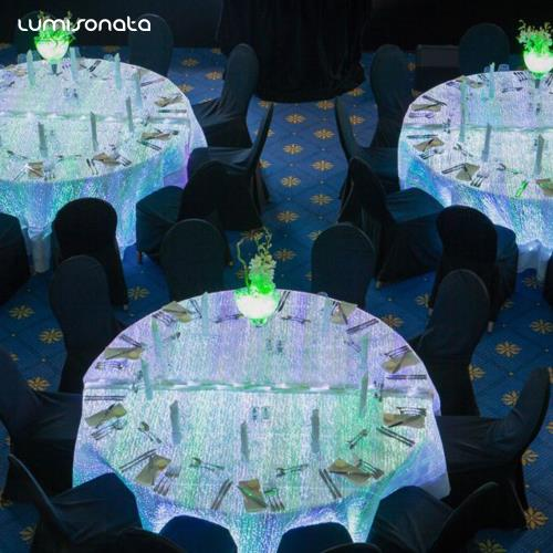 Luminous Home Textile Tablecloth