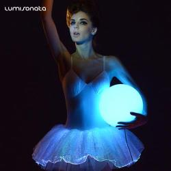 Ballet Dress LED Light Clothes