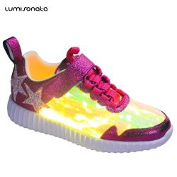 YQ-117 club wear led light up shoes