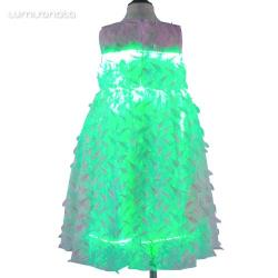 girls birthday party dresses with LED