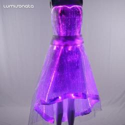Lumisonata Halloween luminous party dresses