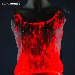 Lumisonata YQ-09 luminous sexy clubwear bed258e7a