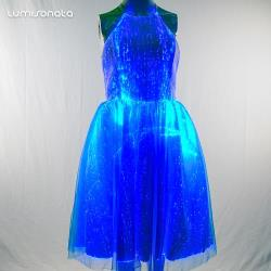Light-Up LED Dress With Color Changing