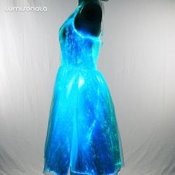 LED Light Up Dress for Christmas party