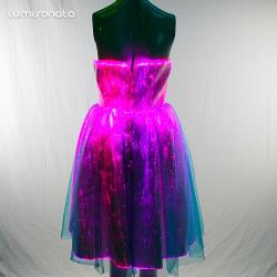 Led Light Up Luminous Dresses For Wedding