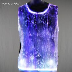 Led Luminous Men's t-shirt