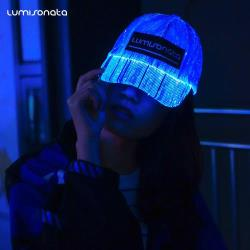 Light Up LED Flashing Hat