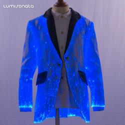 LUMISONATA luminous formal kid suit