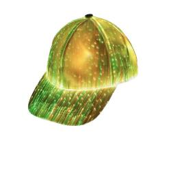 super cool fashion luminous glow hat