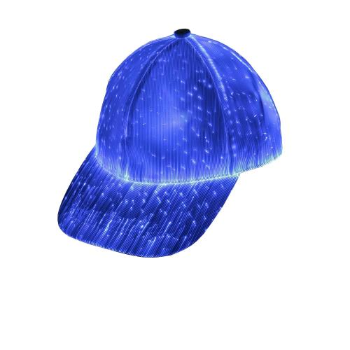 wholesale led luminous light up hat