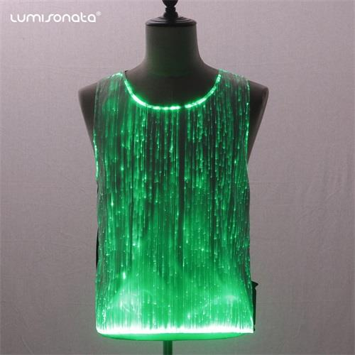 Wholesale light up T-shirt