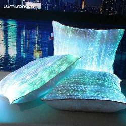 lighting glow smart pillow case