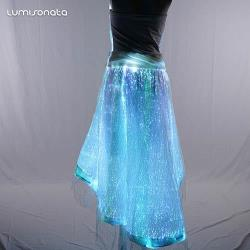 Women gilrs Glow in the Dark dress