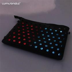 Christmas party led hand bag