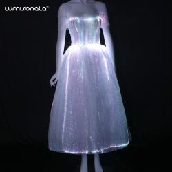 teenage girl graduation party evening Led dresses