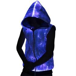 Led Luminous light up hoodie for Christmas Party