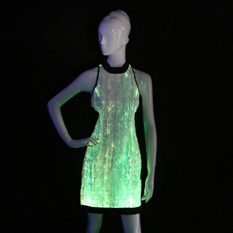 597a799fb2f YQ-101 Light Up Evening Dress Met Gala Gown