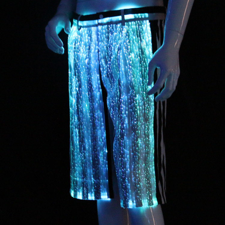 dance shorts mens fashion shorts led shorts mens shorts