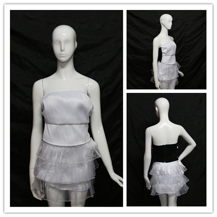 led costume, top and skirt, sexy clubwear, party dress