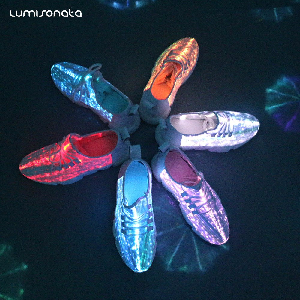 glow shoes,led light shoes,led light up shoes