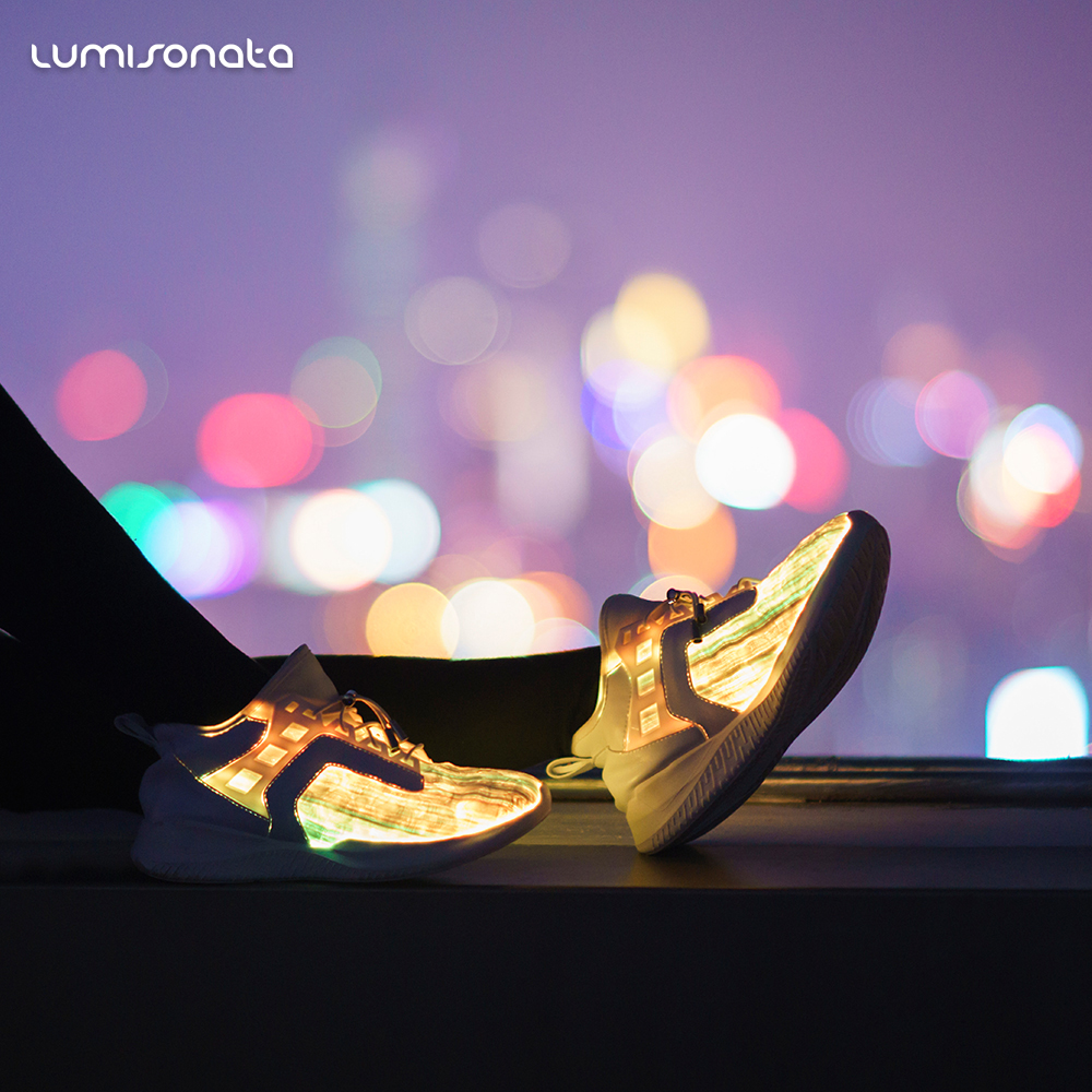 glow shoes,led light shoes,led light up shoes,luminous shoes