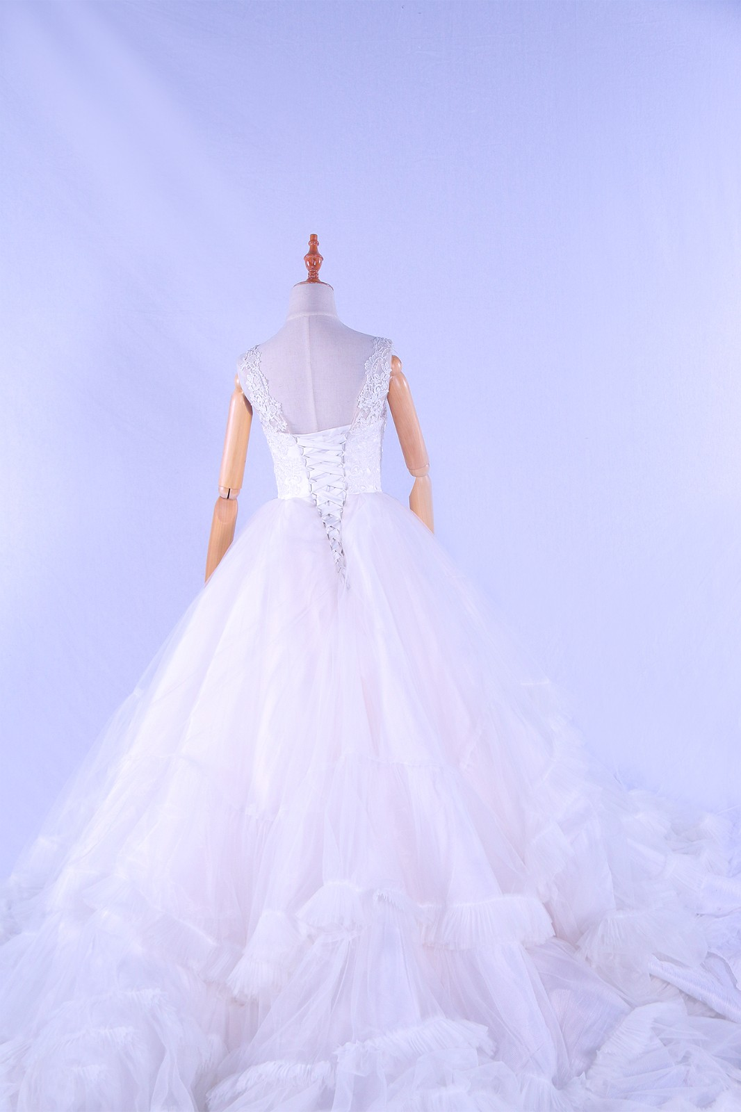 Spring 2018 Wedding Dress Fiber Optic Gown Led Glowing Dress Light Up Bridal