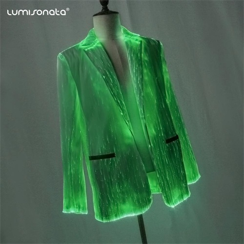 New Christmas Party led luminous jacket