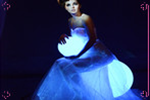 luminous women dress